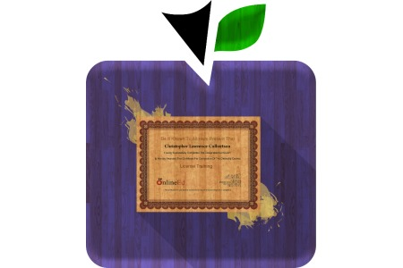 Print your own completion certificates after finishing each course.